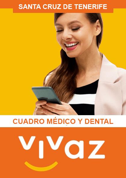 Cuadro médico Vivaz Santa Cruz de Tenerife 2020